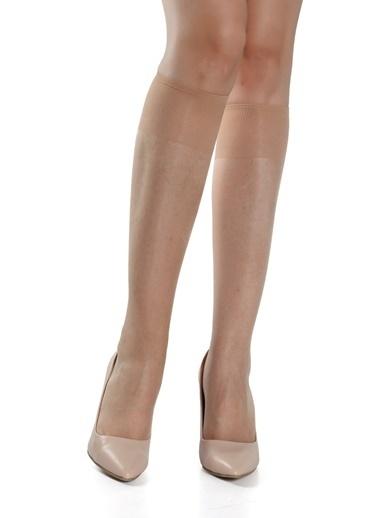 Miorre 4 Çift Likralı İnce Dizaltı Çorap Renkli